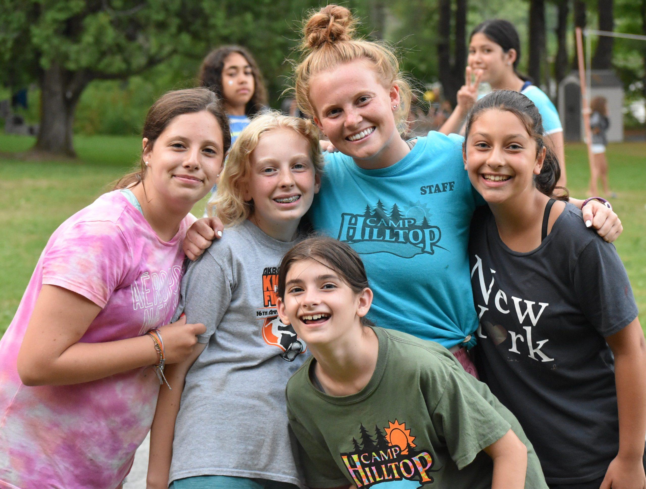 Camp Hilltop - Campers