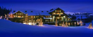 Moonlight Basin lodge