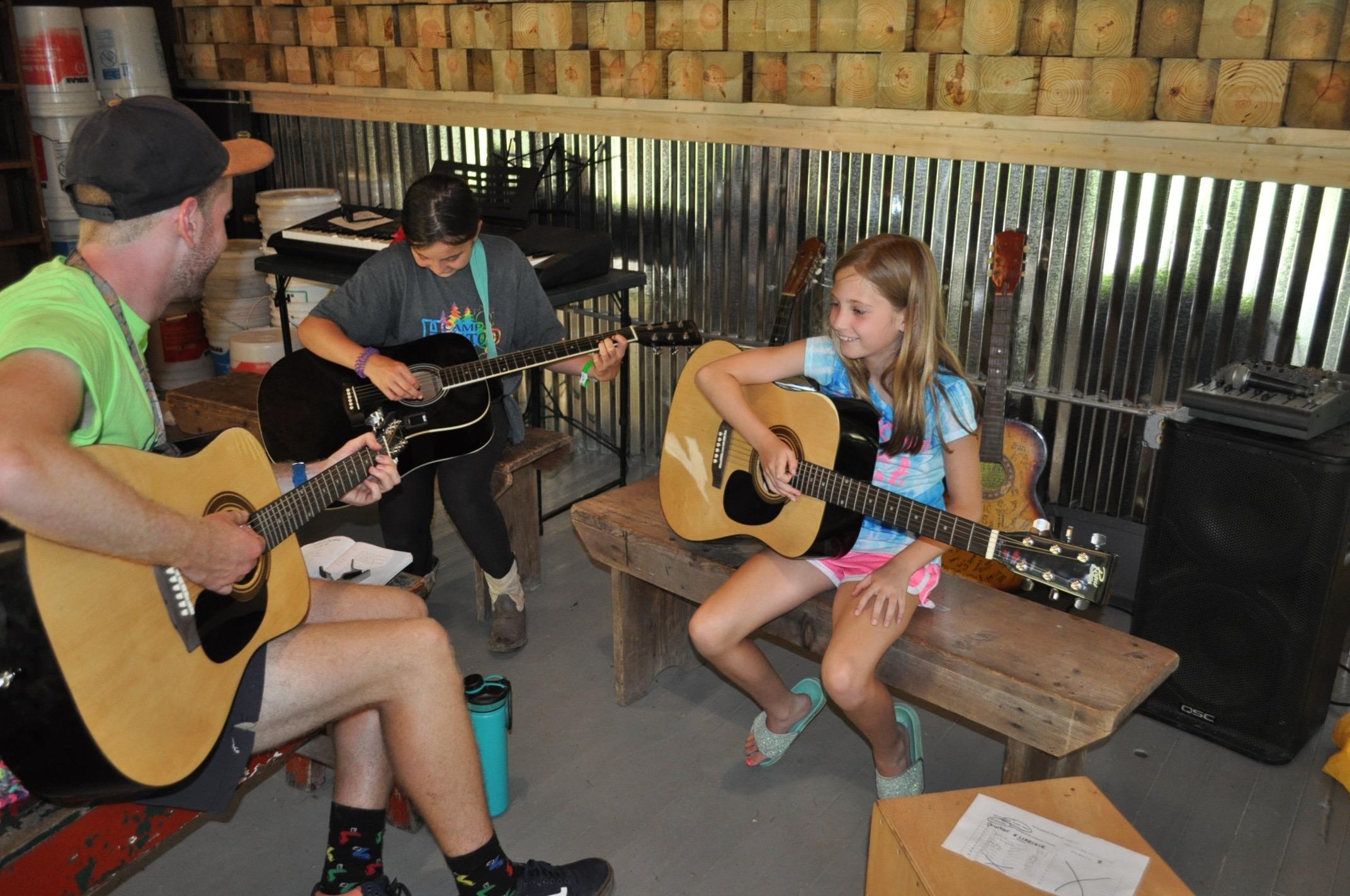 Camp Hilltop - Music