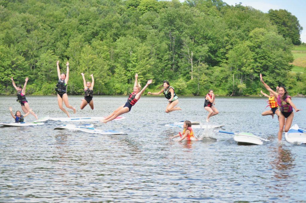 Camp Hilltop Water Sport