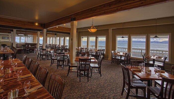 Land's End Resort Dining