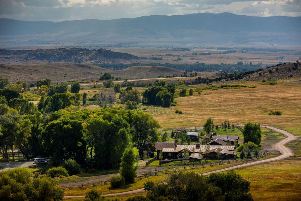 Brush Creek Ranch - WY