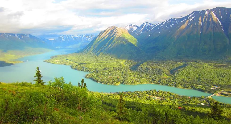 Cooper Landing Vacations Alaska