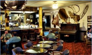 Eagle Plains Hotel Yukon Canada