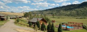 Goosewing Ranch Cabins & Pool