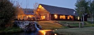 Goosewing Ranch Lodge
