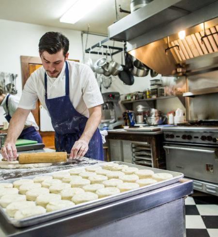 Greyfield Inn Kitchen