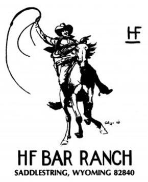 HR Bar Ranch Cowboy