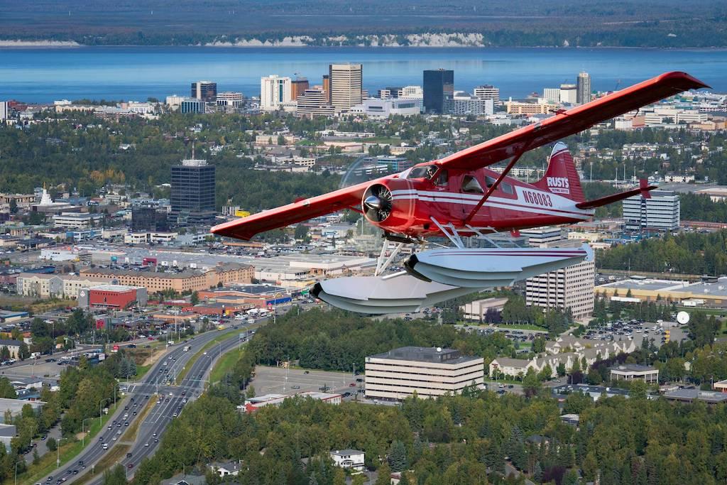 Rust's Flying Service Alaska