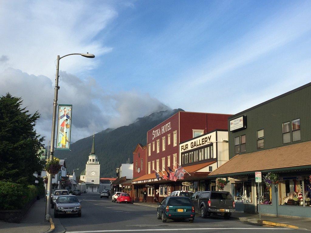Sitka Hotel - Alaska